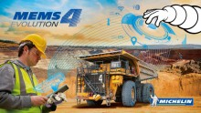 MEMS4 – инновационная система управления эксплуатацией крупногабаритных шин