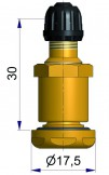 Вентиль для фургонов и кемперов  R-1914-2